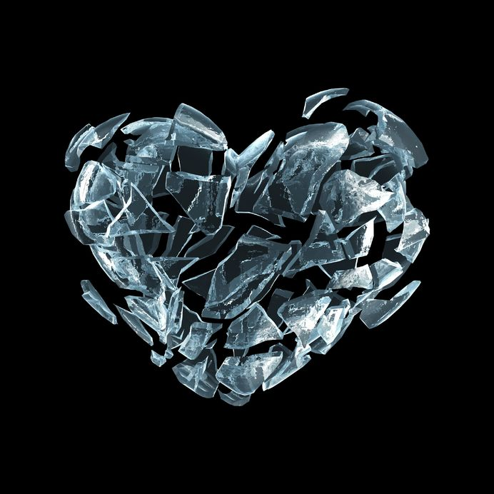 sorry_hurting_heart_Image credit: <a href='http://www.123rf.com/photo_10130239_broken-ice-heart.html'>vikasuh / 123RF Stock Photo</a>